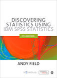 SPSS andy field top 5 scriptieboeken