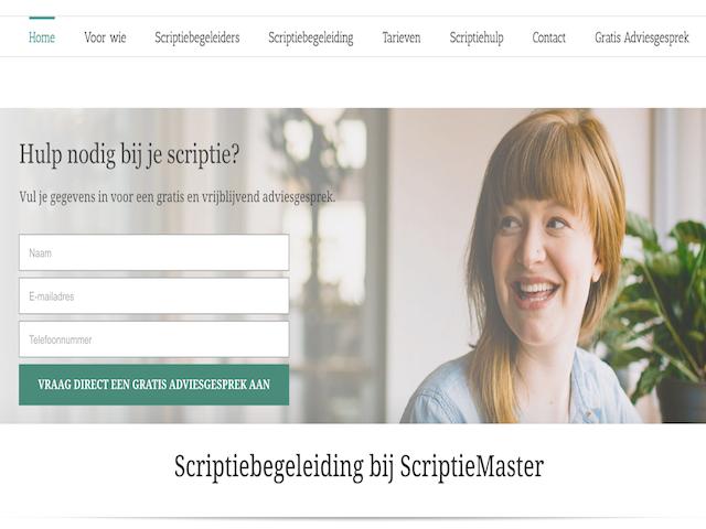 Scriptie hulp partner